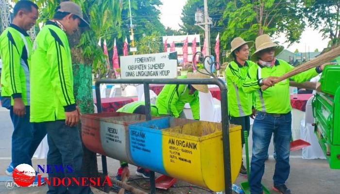 Pasukan Berjasa Dibalik Suksesnya Festival Kuliner Nusantara
