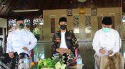 Foto: Ketua GP. Ansor Pamekasan, Syafiuddin (tengah).