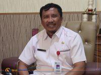 Kepala DPMD Sumenep, Moh. Ramli, ditemui di ruang kerjanya.