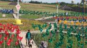 wisata Dira Kencong, kecamatan setempat, membuka Wahana baru bernama Taman Kitiran. Wahana baru itu, mulai buka tanggal 24 Desember 2020 kemarin.