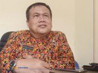 Pelaksana Tugas (Plt) Camat Manding, Achmad Hidayat.
